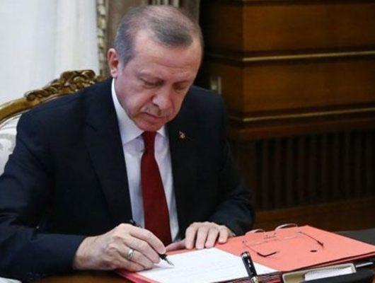 Cumhurbaşkanı Erdoğan kritik kanunu onayladı!