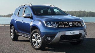 İşte baştan aşağı yenilenen Dacia Duster!