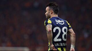 Ve F.Bahçe açıkladı: Valbuena...