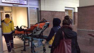 Büyük panik! Öğrenciler hastaneye kaldırıldı