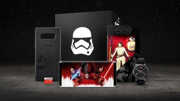 Samsung'dan özel Star Wars koleksiyonu!
