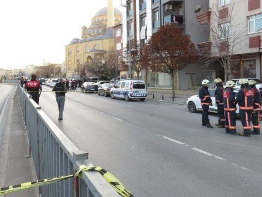 İstanbul'da bombalı araç alarmı! 1 kişi gözaltına alındı