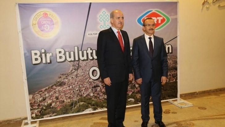 Kültür ve Turizm Bakanı Kurtulmuş: