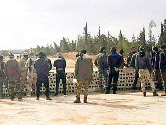 Suriye'de rejim ile ÖSO arasında ilk sınır kapısı
