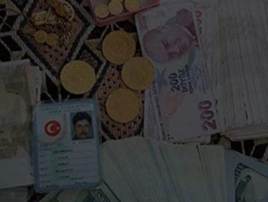 'Son atanan İmam'dan 1 milyon lira çıktı