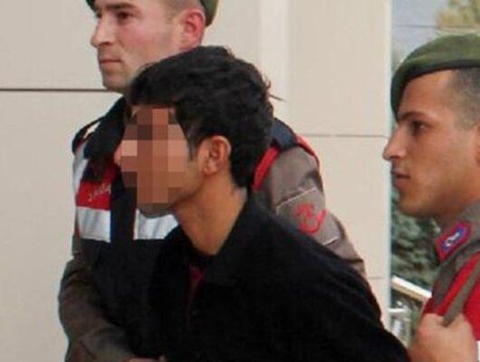 Son dakika: Gözaltına alınan terörist karakolda intihar etti