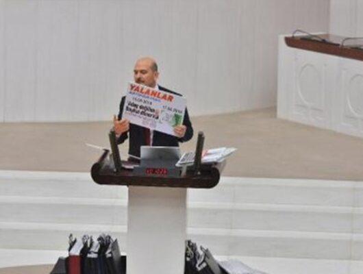 Soylu'dan çok sert tepki: Erdoğan siyaseti bıraktığı gün...