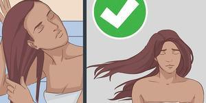 Saç kurutmanın püf noktaları