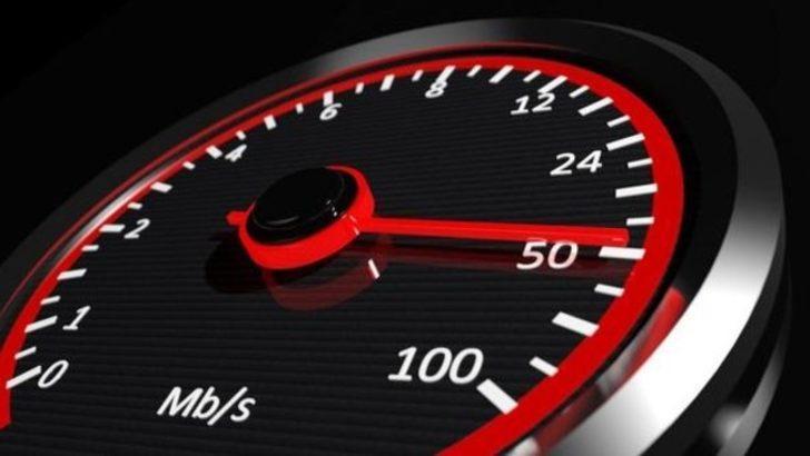 Speedtest: İnternet hızı resmen uçuyor