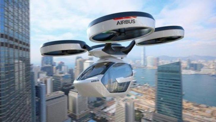 Şehirler yüzecek, arabalar uçacak! İşte geleceğin teknolojileri