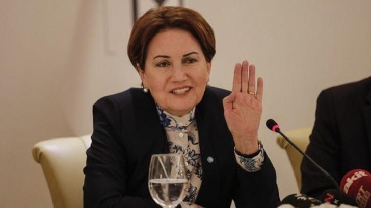 Meral Akşener: Cumhurbaşkanlığına adayım!