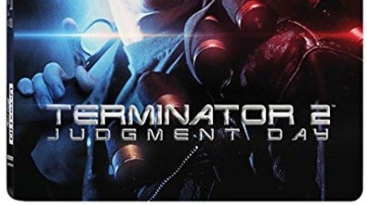 4K Ultra HD Terminator 2 satışta