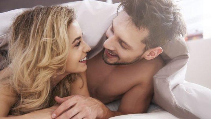 Erkeklerin yüzde 73'ü banyoda ilişkiye girmek istiyor!