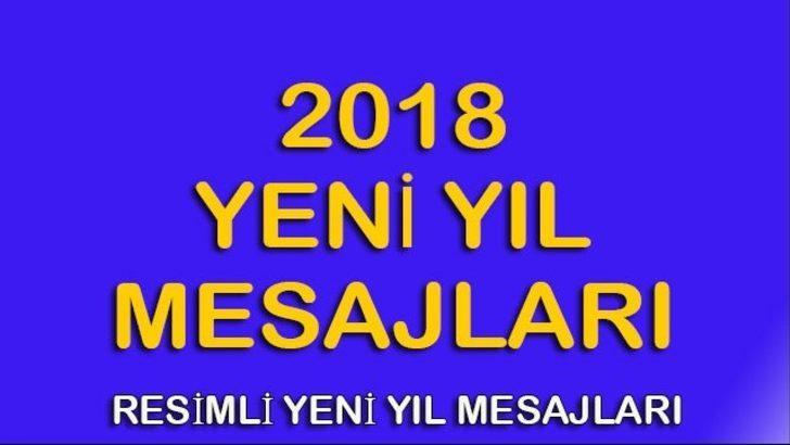 Yeni yıl mesajları 2018 resimli - Sevdikleriniz için en özel, en güzel yeni yıl kutlama mesajları