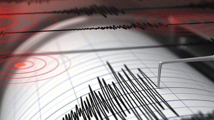 Son dakika: Balıkesir'de deprem! (Son depremler-AFAD)