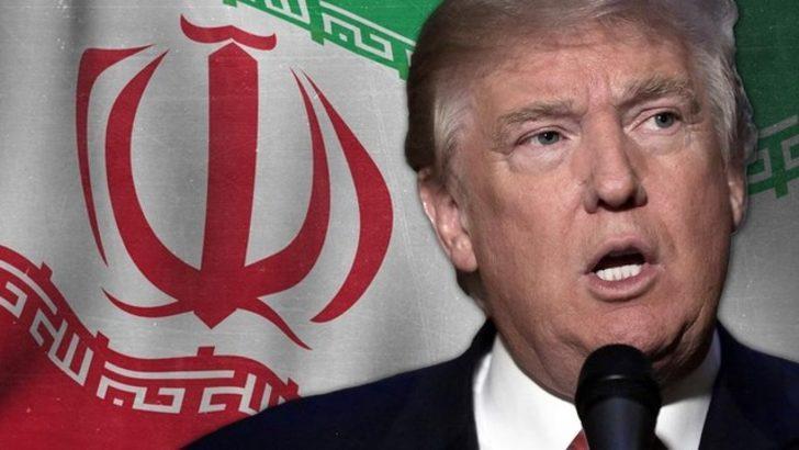 ABD Başkanı Trump'tan son dakika İran açıklaması: Rejim vahşi ve yoz