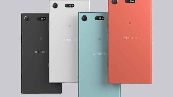 Xperia XZ2 Ultra tasarımı ile dikkat çekecek