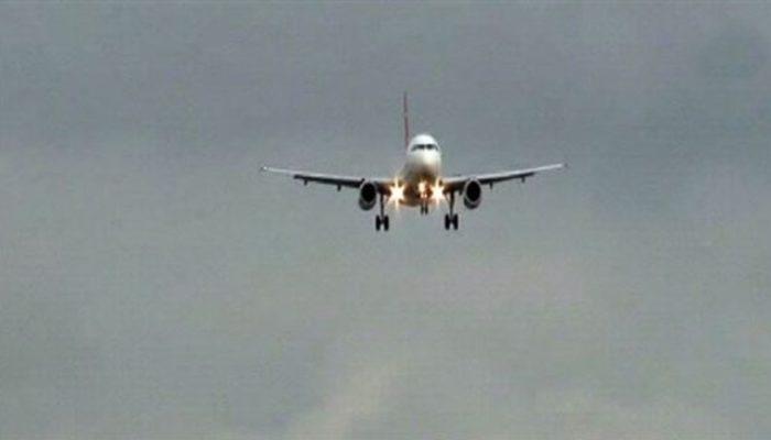 İstanbul semalarında panik anları! Pilot görür görmez kuleye haber verdi
