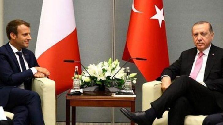 Cumhurbaşkanı Erdoğan 5 Ocak'ta Fransa'yı ziyaret edecek