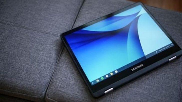 Samsung'tan Chrome OS'lu tablet