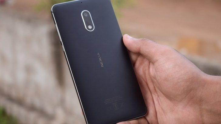 Nokia 6 ortaya çıktı