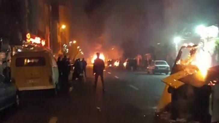 İran'da tehlikeli gelişme! Tam bitti derken... Öldürüldüler