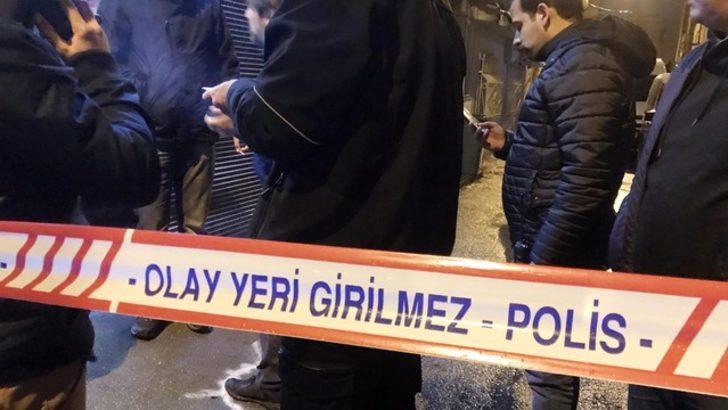 Polise pompalı tüfekle ateş açıldı