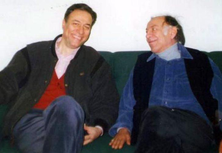 Kemal Sunal ile birlikte