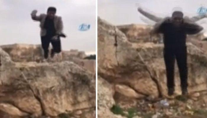 Şanlıurfa'daki Urfa Kalesi'nde fotoğraf çekmek isterken metrelerce yüksekten düşerek hayatını kaybetti