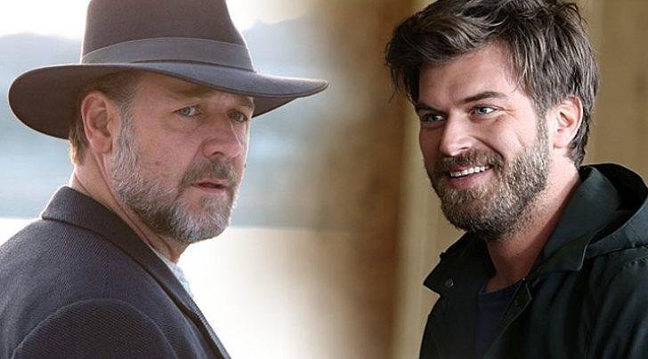 Russell Crowe'dan Kıvanç Tatlıtuğ'a övgü