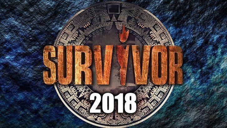 Survivor 2018 yarışmacıları