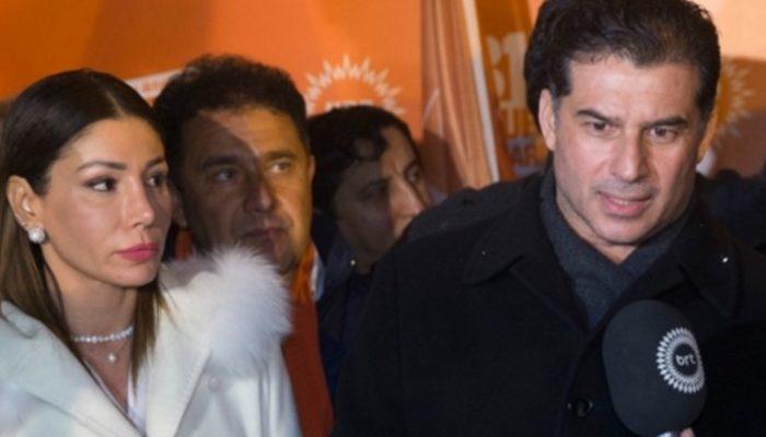 Ünlü oyuncu İnci Pars, KKTC Başbakanı Hüseyin Özgürgün ile evlendi