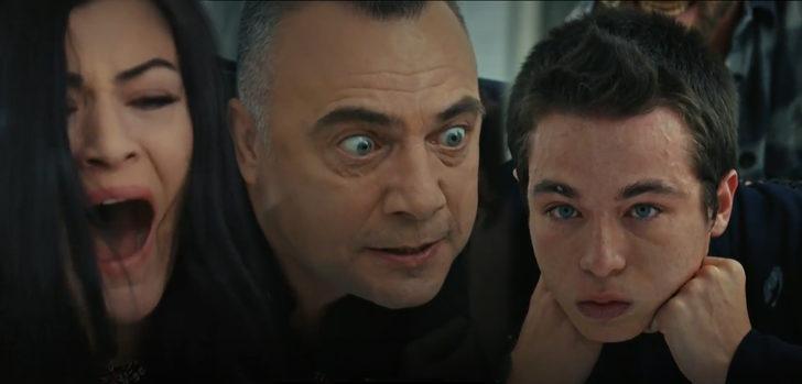 Eşkıya Dünyaya Hükümdar Olmaz'da, Hızır'ın gözü önünde oğlunu boğmaya kalktılar!