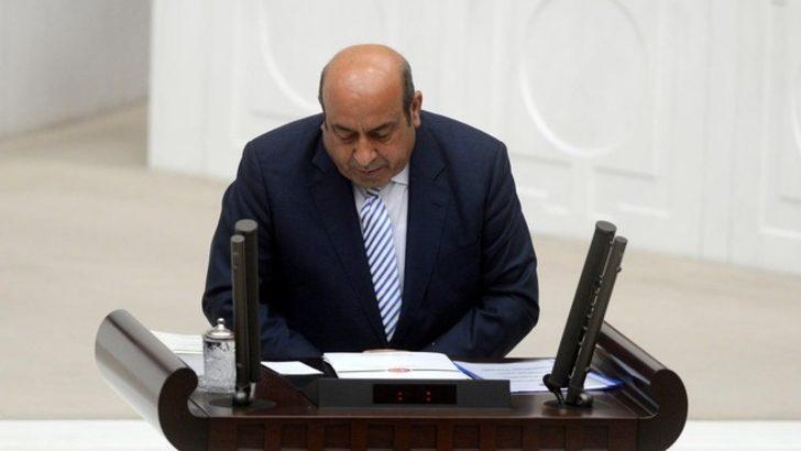 Hasip Kaplan, HDP'den istifa edip siyaseti bıraktı