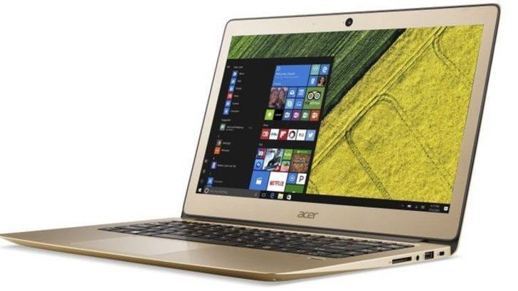 Acer Swift 7: Dünyanın en ince dizüstü sistemi