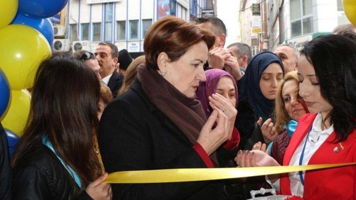 Meral Akşener elindeki son anketi açıkladı!