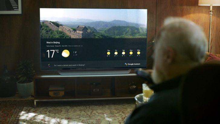 LG geleceğin televizyonlarını günümüze taşıyor