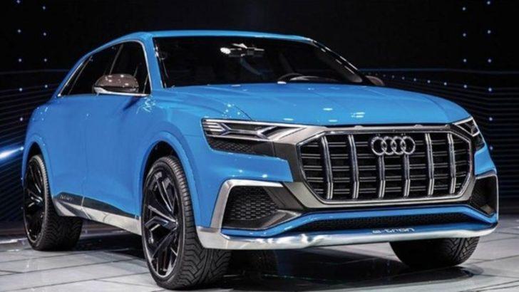 Audi'nin yeni amiral gemisi yolda!