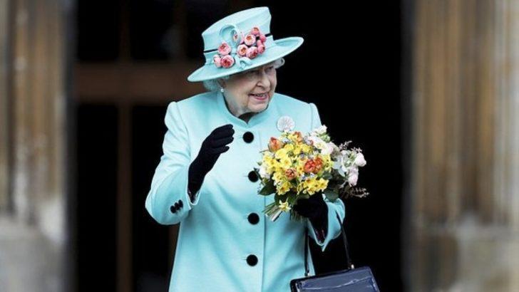 Kraliçe'nin sütyencisinin kraliyet vizesi iptal edildi!