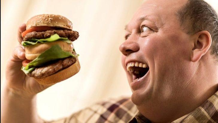 Fast-food yemekler saç dökülmesi nedeni!