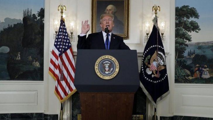 Son dakika! Trump İran ile nükleer anlaşmayı uzattı