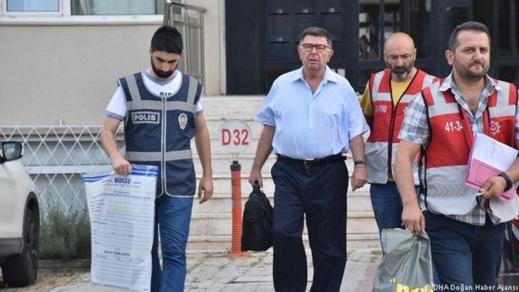 Şahin Alpay'ın tahliye talebine ikinci kez ret! 'Anayasa Mahkemesi görev gaspı yaptı'