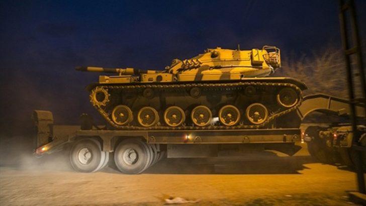Sınırda hareketli dakikalar! Erdoğan operasyon sinyali vermişti