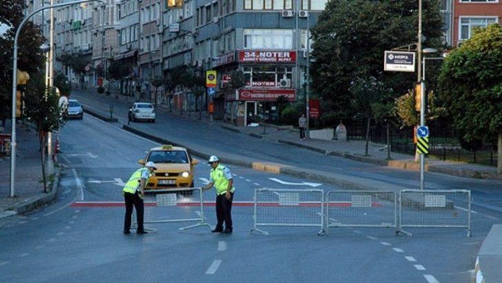 İstanbullular dikkat! Bu yollar kapanacak