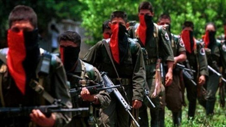 Ateşkes bitti Kolombiya karıştı! 17 üye etkisiz hale getirildi