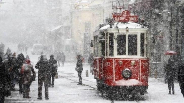 Meteoroloji'den son dakika hava durumu uyarısı! İstanbul'a kar ne zaman yağacak?
