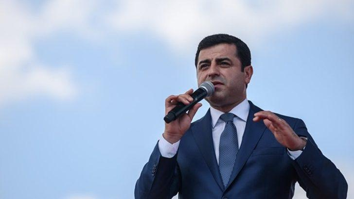 Demirtaş'tan Abdullah Gül açıklaması
