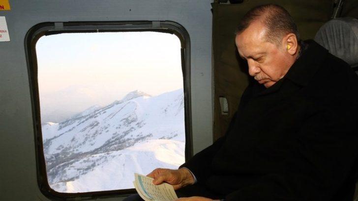 Cumhurbaşkanı Erdoğan'ın programına hava rötarı!