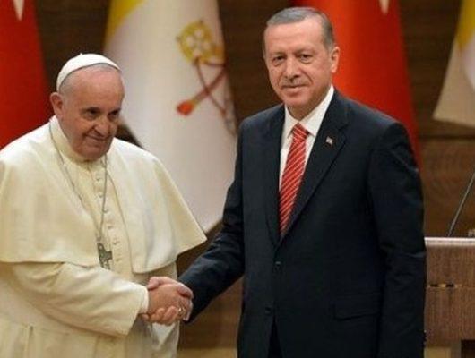 Son dakika! Cumhurbaşkanı Erdoğan Vatikan'a gidiyor