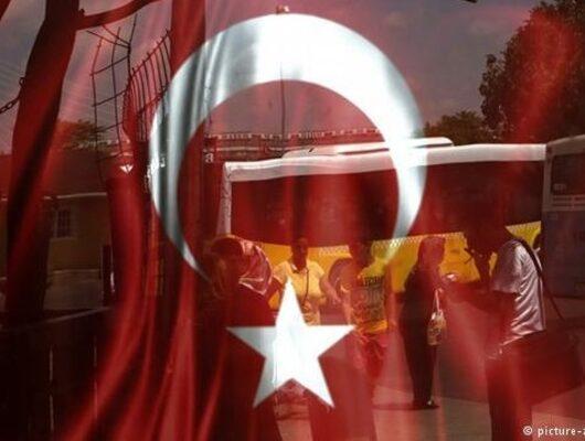 Türkiye özgür olmayan ülkeler kategorisinde